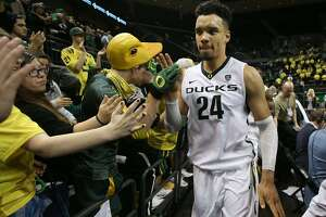 Dillon Brooks' big game lifts No. 16 Oregon over Utah - Photo