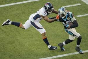 The Denver 'D' dusts Carolina in Super Bowl - Photo