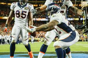 Broncos' C.J. Anderson lives his dream - Photo