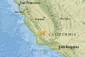 Magnitude 3.8 earthquake strikes Central Calif. - Photo
