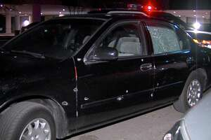 Police: Two men shot in overnight shooting on San Antonio road - Photo