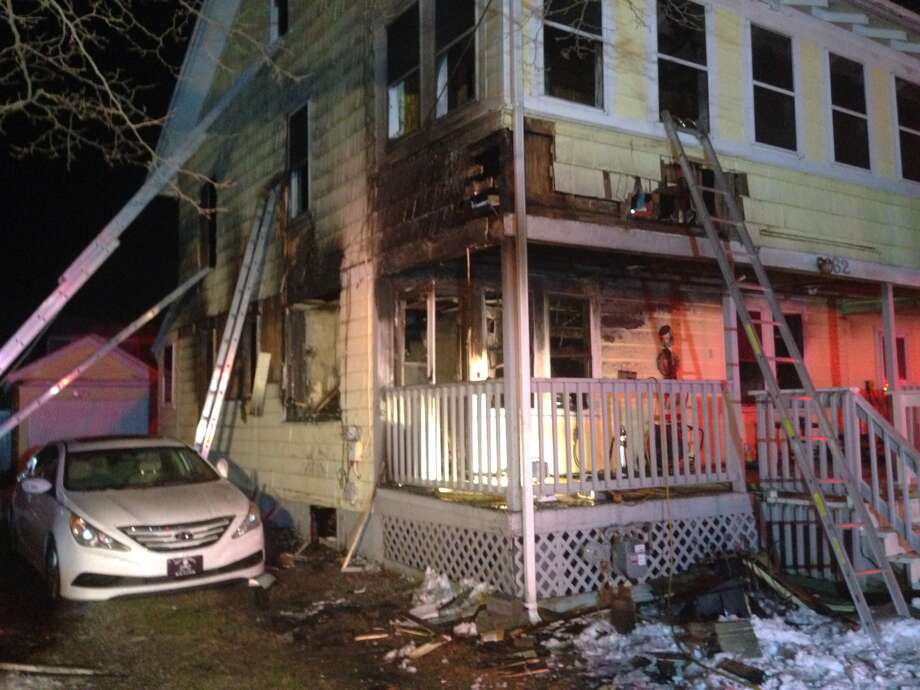 Fire Damages Home In Milford S Laurel Beach Section