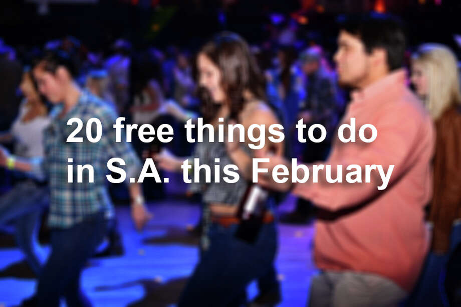 From hand-delivered love letters to mass weddings on the courthouse steps, valentines are at the heart of February's list of freebies. Click through the above gallery for some cheap date ideas, ways to woo your lover and freebies that just get down to business. Photo: San Antonio Express-News