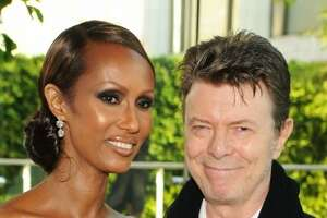 David Bowie's widow Iman breaks silence - Photo