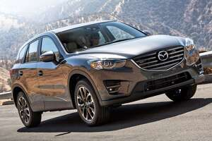 Mazda's CX-5 compact crossover gets some upgrades, styling tweaks for 2016 - Photo