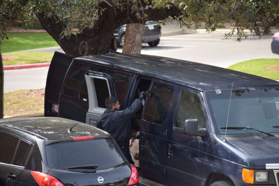 A van belonging to a nationally touring band that was stolen on Sunday afternoon was recovered fewer than 24 hours after it disappeared. Photo: By Mark D. Wilson