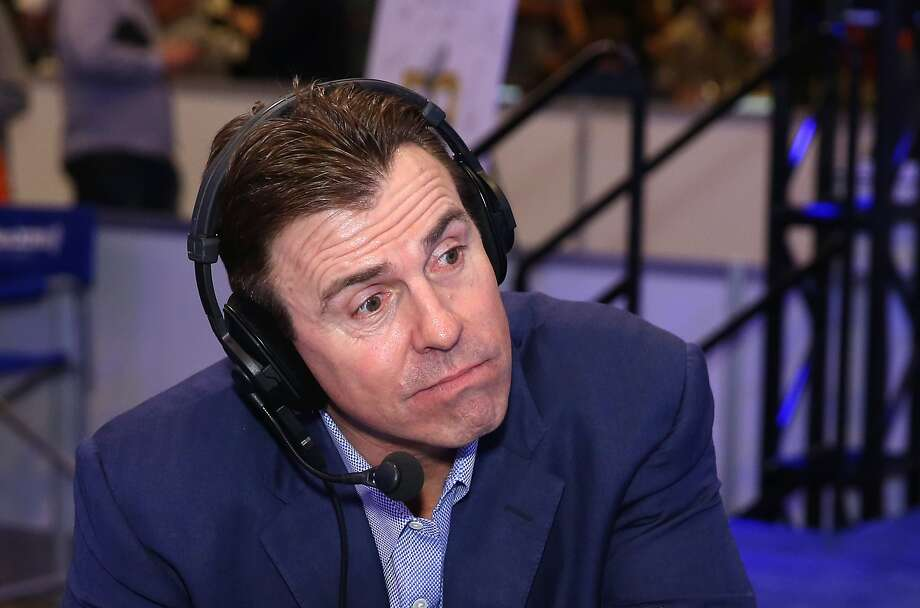 "Former NFL player Bill Romanowski attends SiriusXM at Super Bowl 50 Radio Row at the Moscone Center on February 4, 2016 in San Francisco. Romanowski came under fire Sunday night after he referred to Panthers quarterback Cam Newton as ""boy"" in a tweet, which many decried as racist. Photo: Cindy Ord, Getty Images For Sirius"