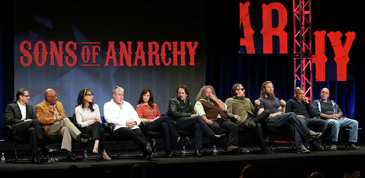 The cast of the television show