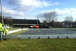 Feb. 13 new opening date for Ansonia public skating rink - Photo