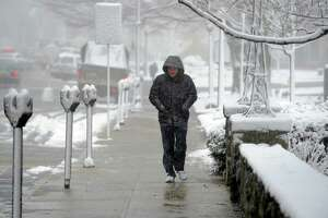 Greenwich could be looking at more snow, cold in days to come - Photo