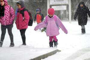 Snow followed by deep freeze expected this week - Photo