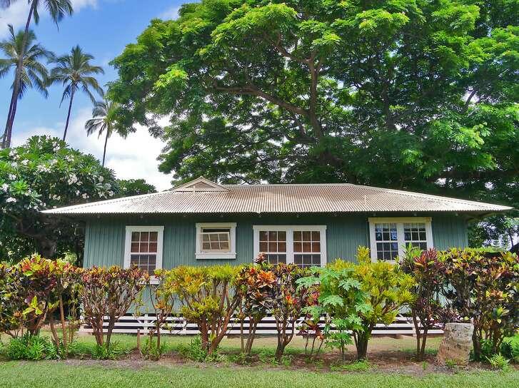 One of the dwellings at Waimea Plantation Cottages in Kauai.