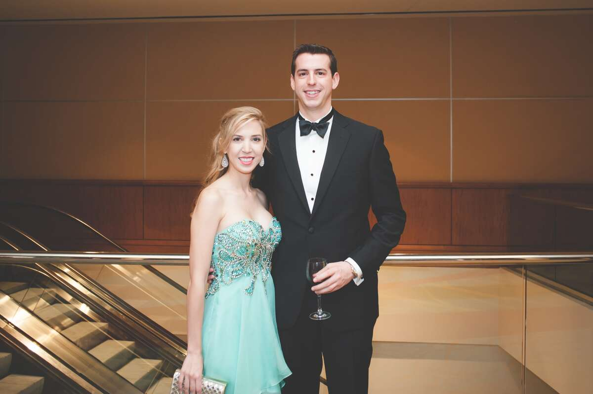 Guests at The Woodlands Waterway Marriott and Convention Center on January 30.