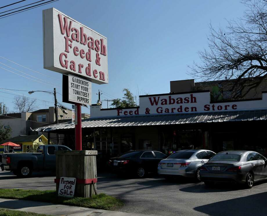 The Wabash Feed & Garden Store is seen Friday, Feb. 5, 2016, in Houston.  ( Jon Shapley / Houston Chronicle ) Photo: Jon Shapley, Staff / © 2015  Houston Chronicle