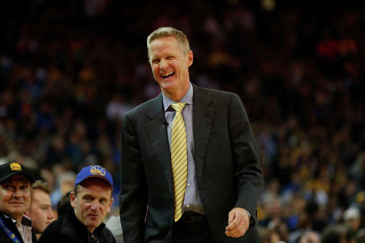As for the wave of recent NBA coach firings, Warriors coach Steve Kerr says