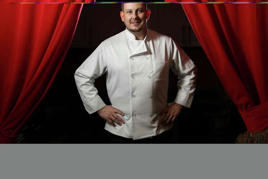 "Scott French, owner of Mister French's Gourmet Bakery in Houston won Episode 3 of Season 5 of Food Network's ""Christmas Cookie Challenge."" Photo: Gary Coronado, Staff / ? 2015 Houston Chronicle"