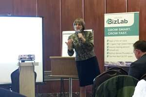 BizLab event brings sales pitch tips - Photo