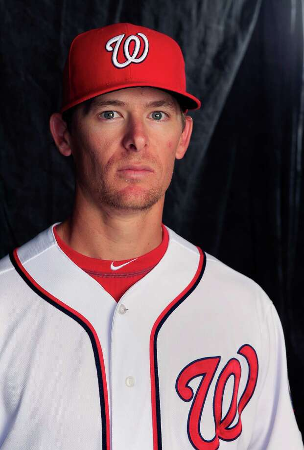 VIERA, FL - FEBRUARY 23:  Tyler Clippard #36 of the Washington Nationals poses for a portrait at Space Coast Stadium during photo day on February 23, 2014 in Viera, Florida.  (Photo by Rob Carr/Getty Images) ORG XMIT: 461756183 Photo: Rob Carr / 2014 Getty Images