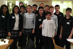 Greenwich middle school math experts heading to state finals - Photo