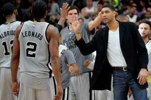 After missing 8 games, San Antonio Spurs welcome back Tim Duncan tonight in Orlando - Photo