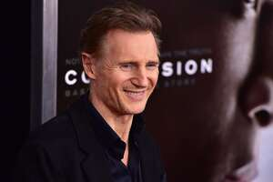 Liam Neeson finds love with 'super famous' girlfriend - Photo