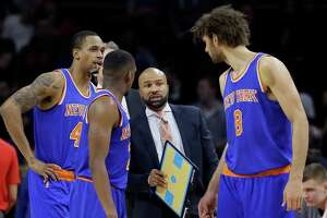 Knicks fire coach Fisher - Photo