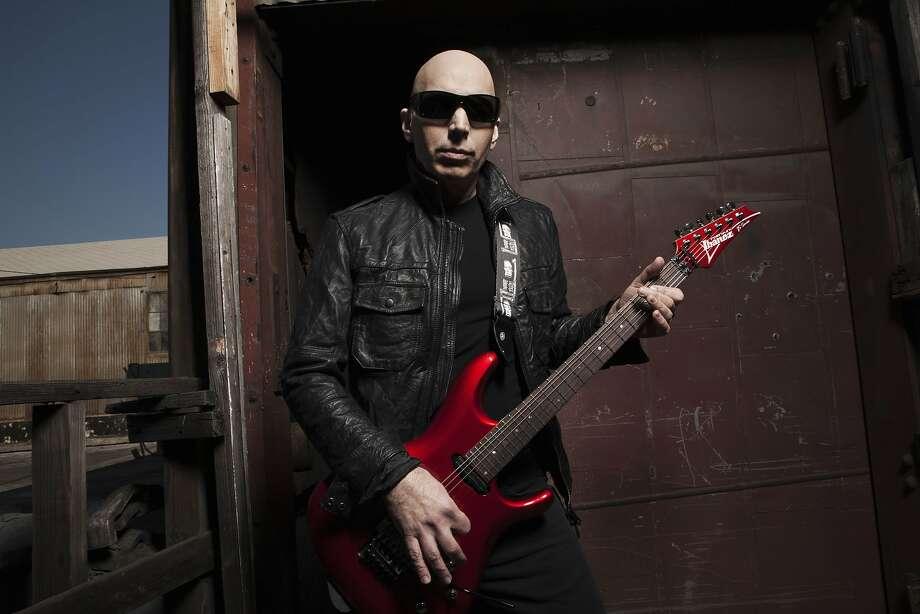 Joe Satriani. Photo: Chapman Baehler