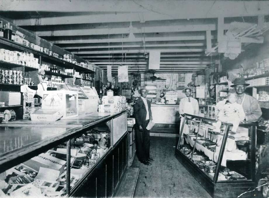 A store on the West Side before 1960.