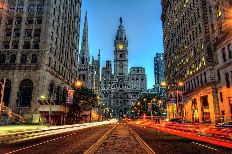 """1) Philadelphia.Why you should visit in 2016: Visited by Pope Francis, hosted the Democratic National Convention in July, and freshly crowned as the US's first and only World Heritage City (joining the ranks of Cairo, Paris and Jerusalem),"""" Lonely Planet says. Photo: Copyright Chase Schiefer. Www.chaseschieferphotography.com, Getty / Flickr RM"""