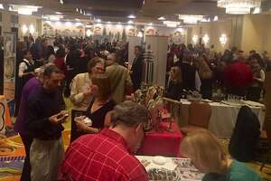 Chocolate and wine enthusiasts raise funds for Stamford shelter - Photo