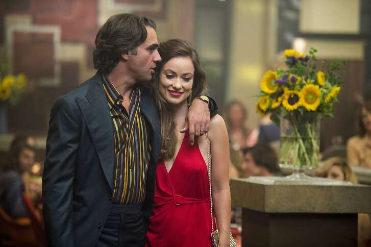 """Bobby Cannavale and Olvia Wilde in """"Vinyl."""" (Macall B. Polay/HBO)"""