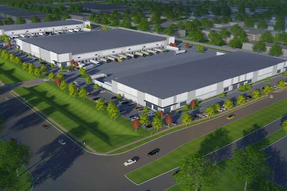 Crow Holdings Industrial has broken ground on Stafford Grove Industrial Park, a 351,960-square-foot business park at West Airport Boulevard and Murphy Road in Stafford.