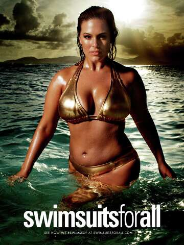 Sports Illustrated S Swimsuit Issue Features Plus Size Models Houstonchronicle Com