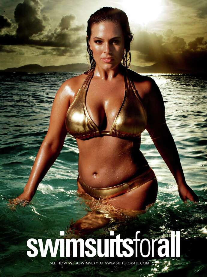 e3d21703a5 Sports Illustrated s Swimsuit issue features plus-size models ...