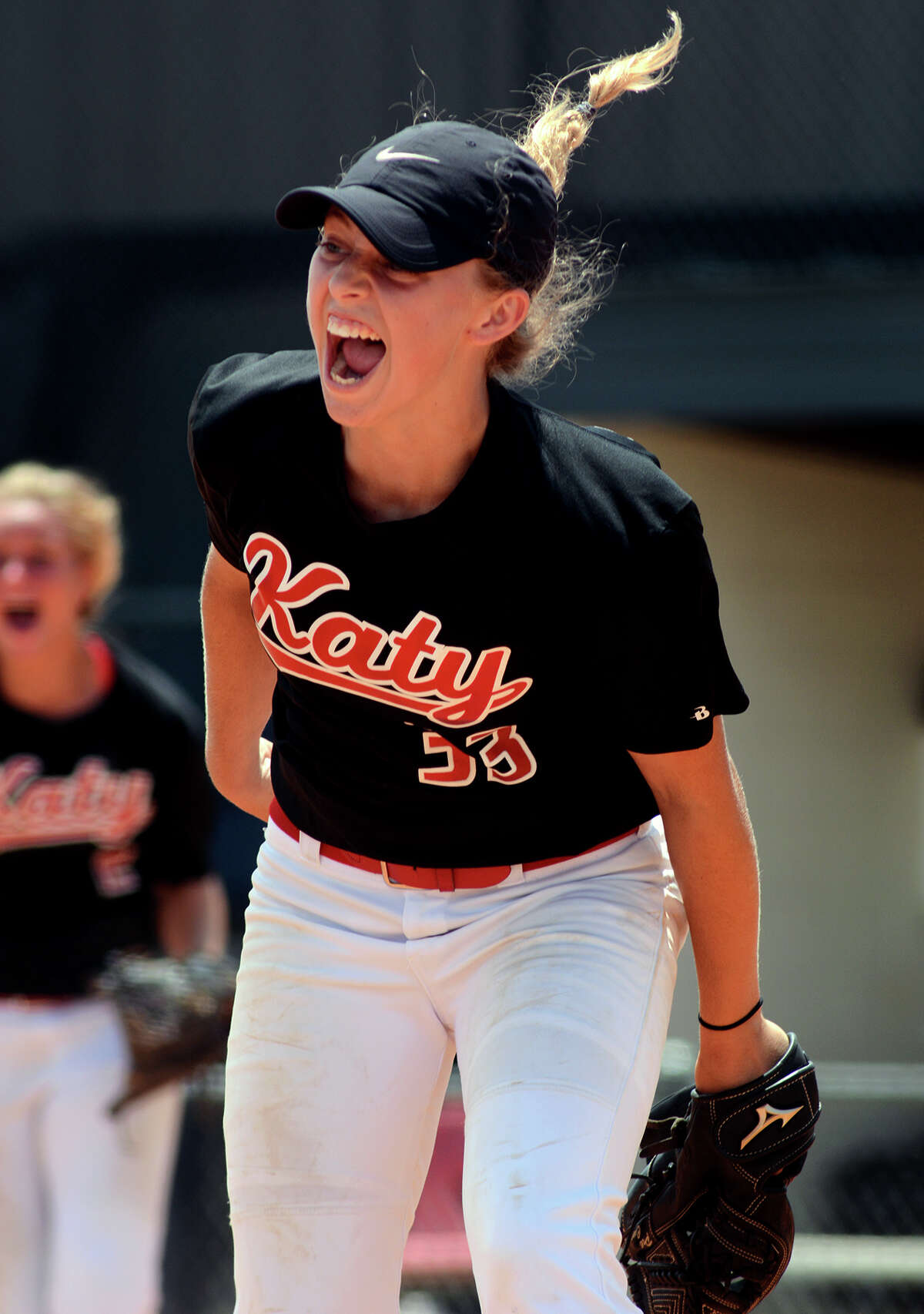 Katy junior pitcher Kylie Redding starts the season projected to be the Tigers' starter in the circle.