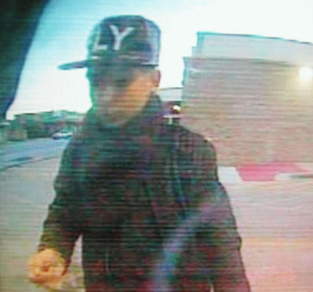 Sealy police are looking for a suspect who allegedly attached a