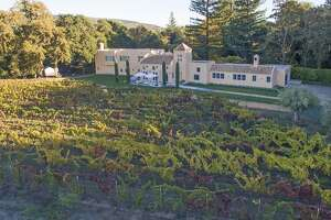 Sonoma estate with vineyard and lavish grounds - Photo