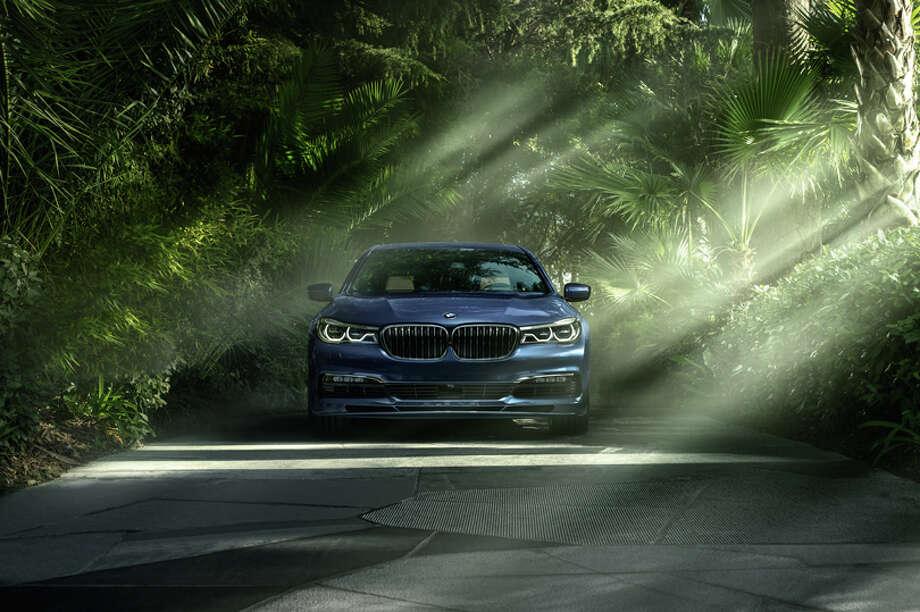 BMW unveils allnew Alpina B7 xDrive  Houston Chronicle