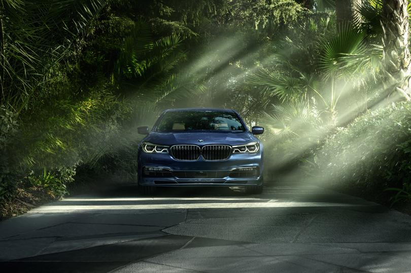 BMW unveils all-new Alpina B7 xDrive