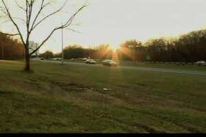 One-car crash slows Shelton traffic - Photo