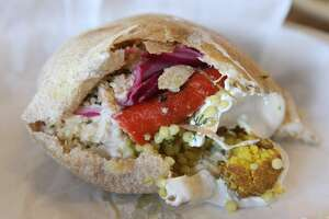 Craving some falafel? Moshe's now open for dinner - Photo