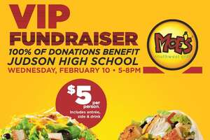 Moe's Southwest Grill announces opening and fundraiser - Photo