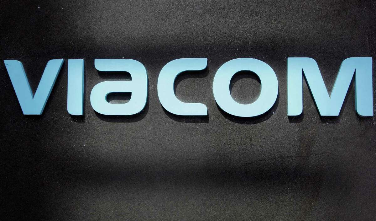 Viacom headquarters in New York. (AP Photo/Mark Lennihan, File)
