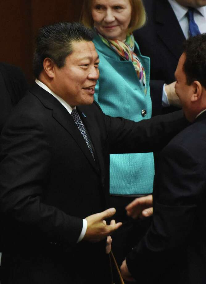 State Sen. Tony Hwang, R-Fairfield Photo: Tyler Sizemore / Tyler Sizemore / Greenwich Time
