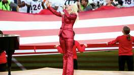A reader praises Lady Gaga for her rendition of the National Anthem at Super Bowl 50. As for the game itself, he says the Super Bowl was a super dud.