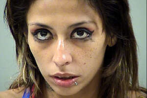 Affidavit: Woman stashed more than 8 grams of drugs in groin area - Photo