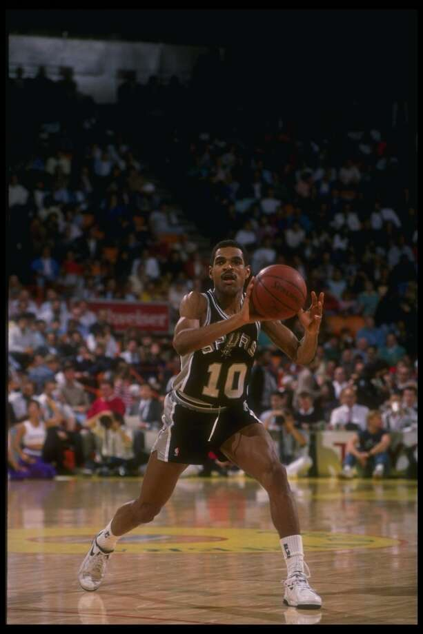 Maurice Cheeks spent part of one season in San Antonio and was chosen by ESPN.com as No. 91 on the all-time list.