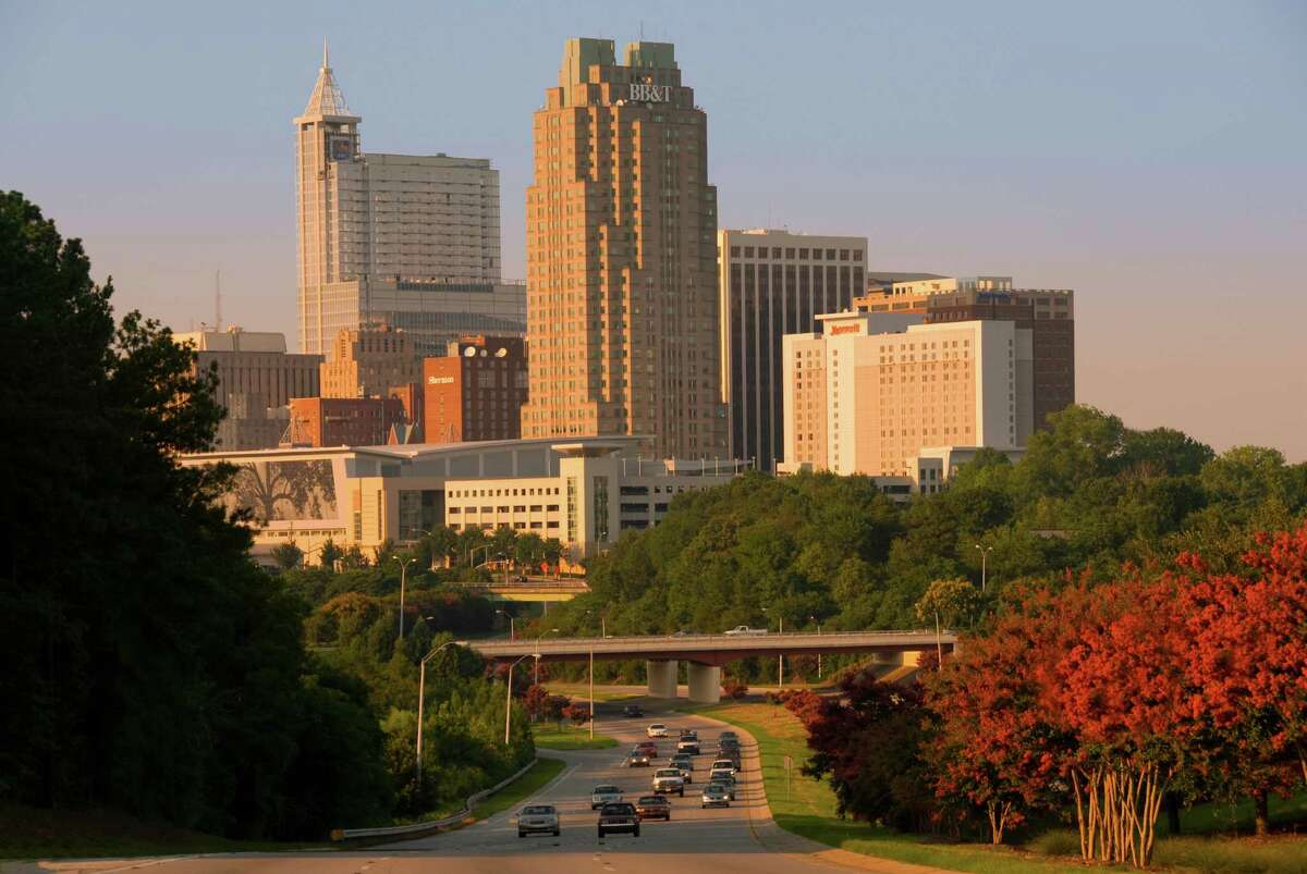 7. Raleigh, NC Purpose rank: 45 Social rank: 33 Financial rank: 51 Community rank: 35 Physical rank: 64