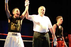 Local amateur boxers win Golden Gloves titles - Photo