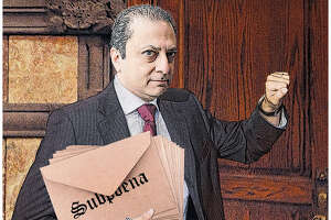 Preet Bharara's message - Photo